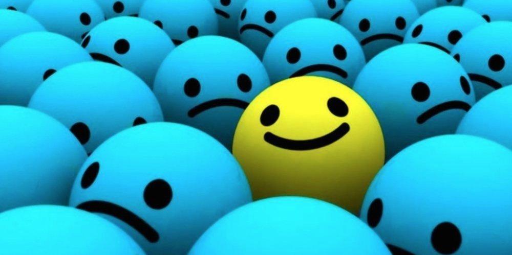 La importancia de centrase en lo positivo