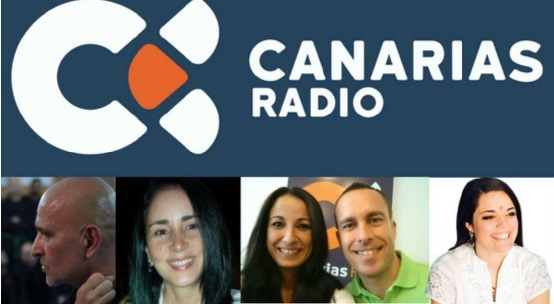 Entrevista con Matilde en Conexión Amare, Canarias Radio